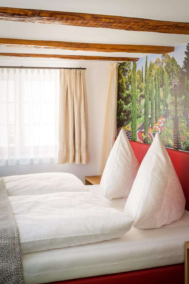 Hotelzimmer Alte Schule Lindau